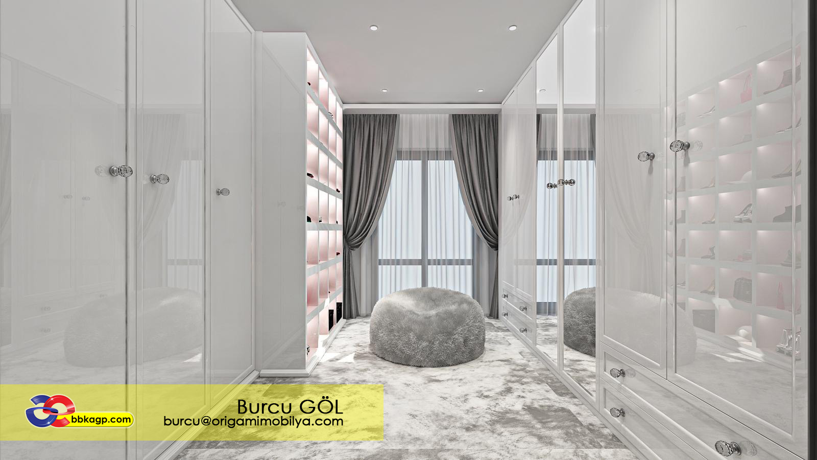 3D mobilya modelleme Ankara