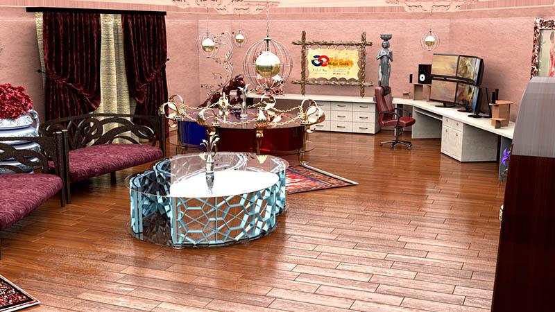 3Ds Max Modelleme Vray Render Photoshop Edit Özel Ders Ankara 001