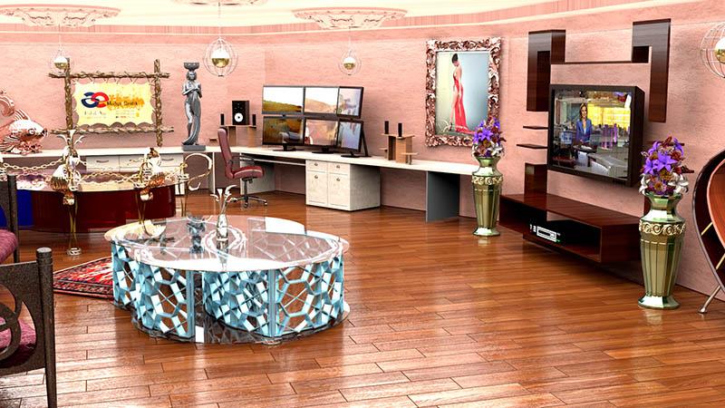 3Ds Max Modelleme Vray Render Photoshop Edit Özel Ders Ankara 002