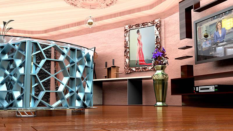 3Ds Max Modelleme Vray Render Photoshop Edit Özel Ders Ankara 010