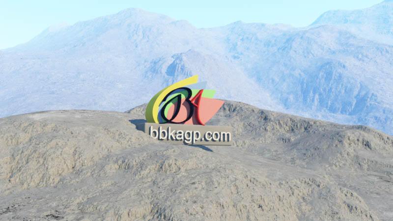 3 Boyutlu Tasarim Terragen Logo (12)