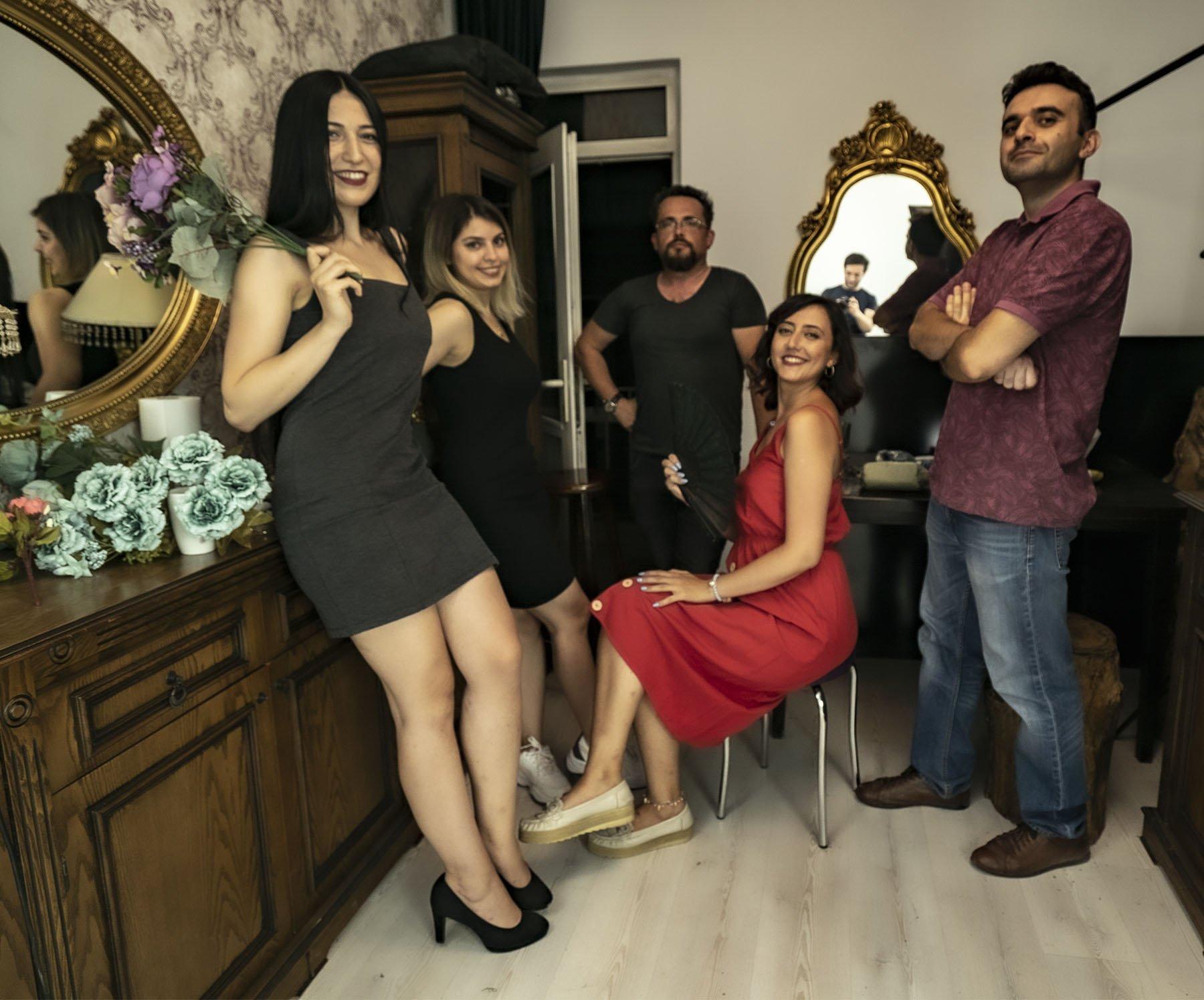 Ankara Fotograf Studio
