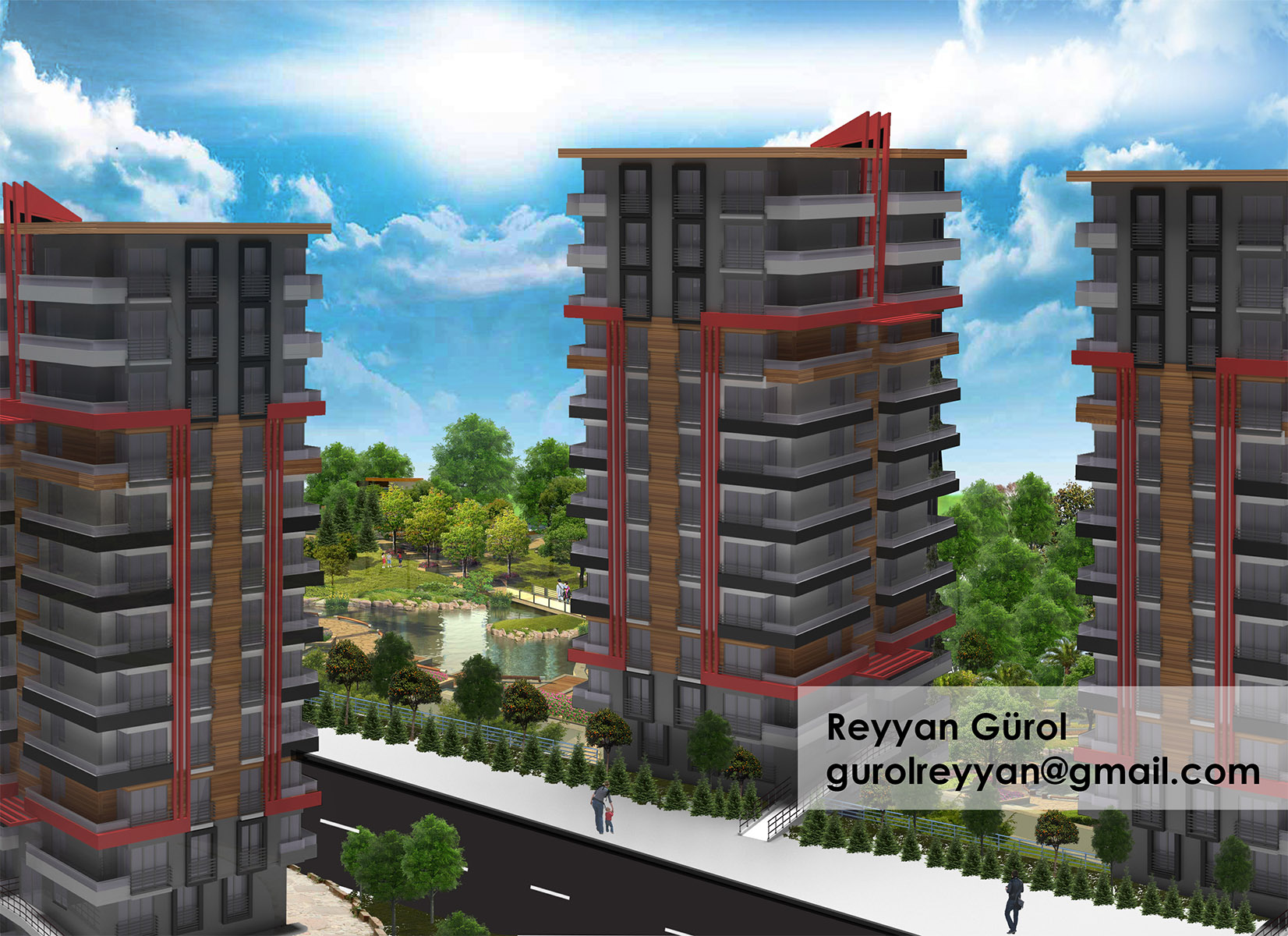 Dış Cephe Modelleme Ankara