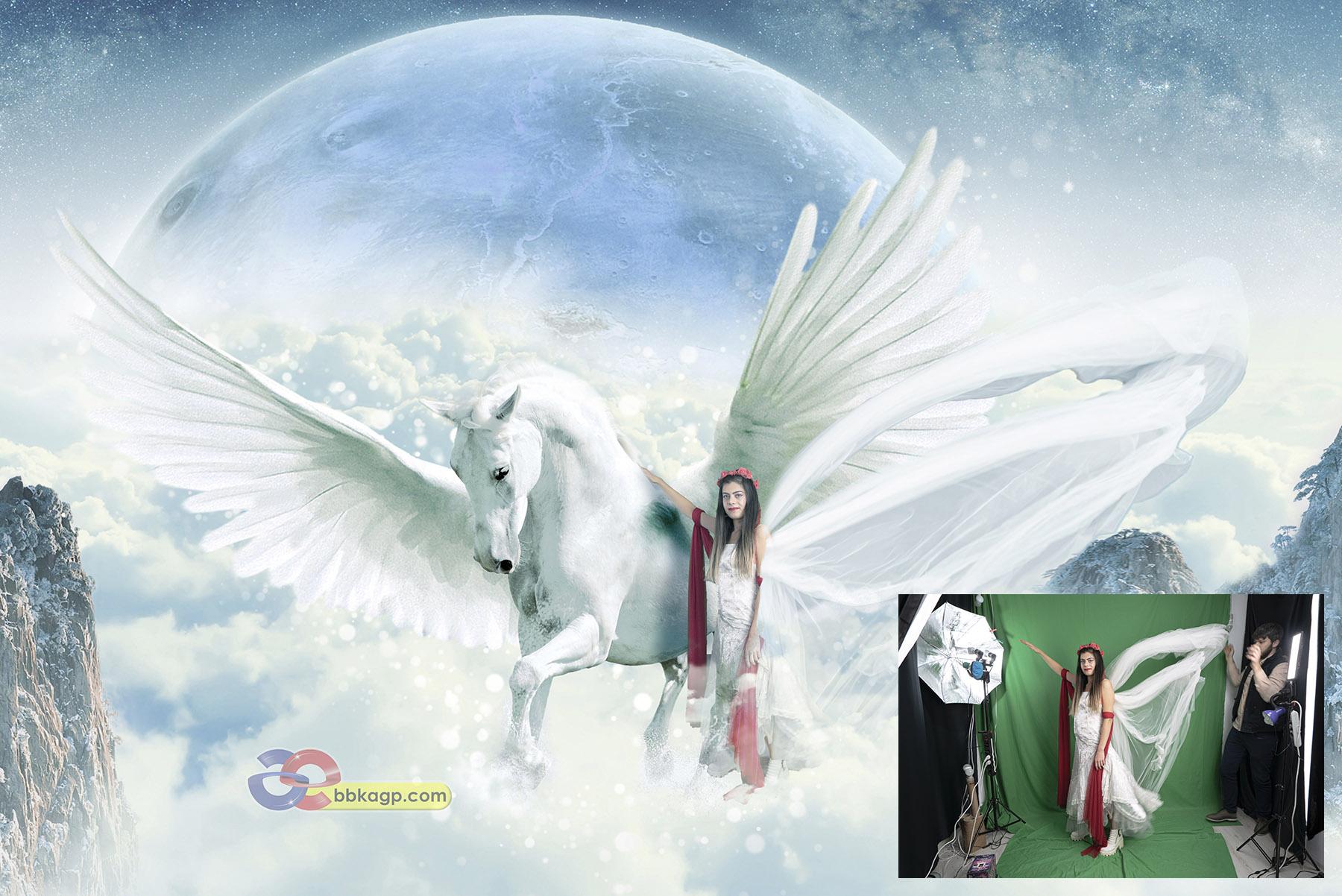 Fantastic Fotograf Cekimi Photoshop Editi Cankaya Kizilay