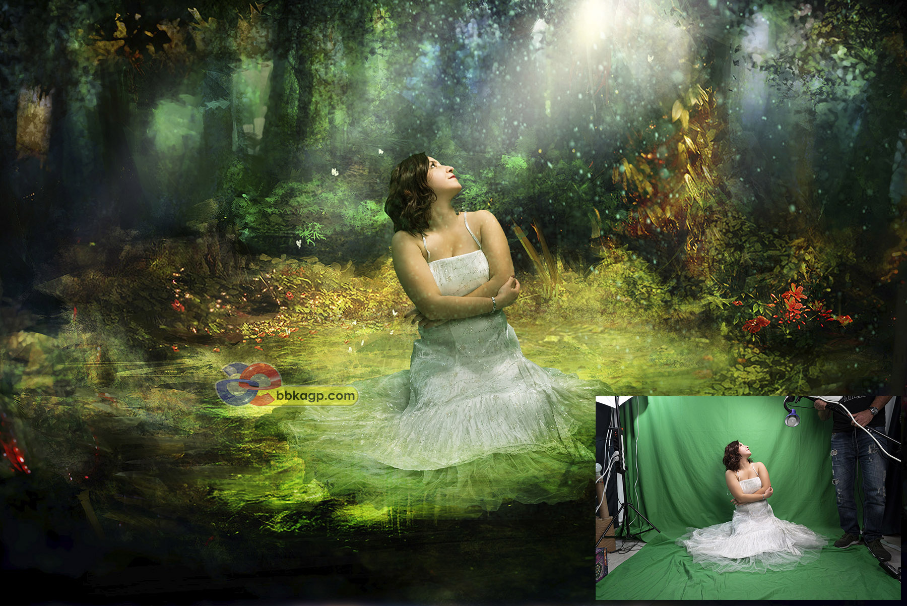 Fantastic Fotograf Cekimi ve ileri photoshop Kursu