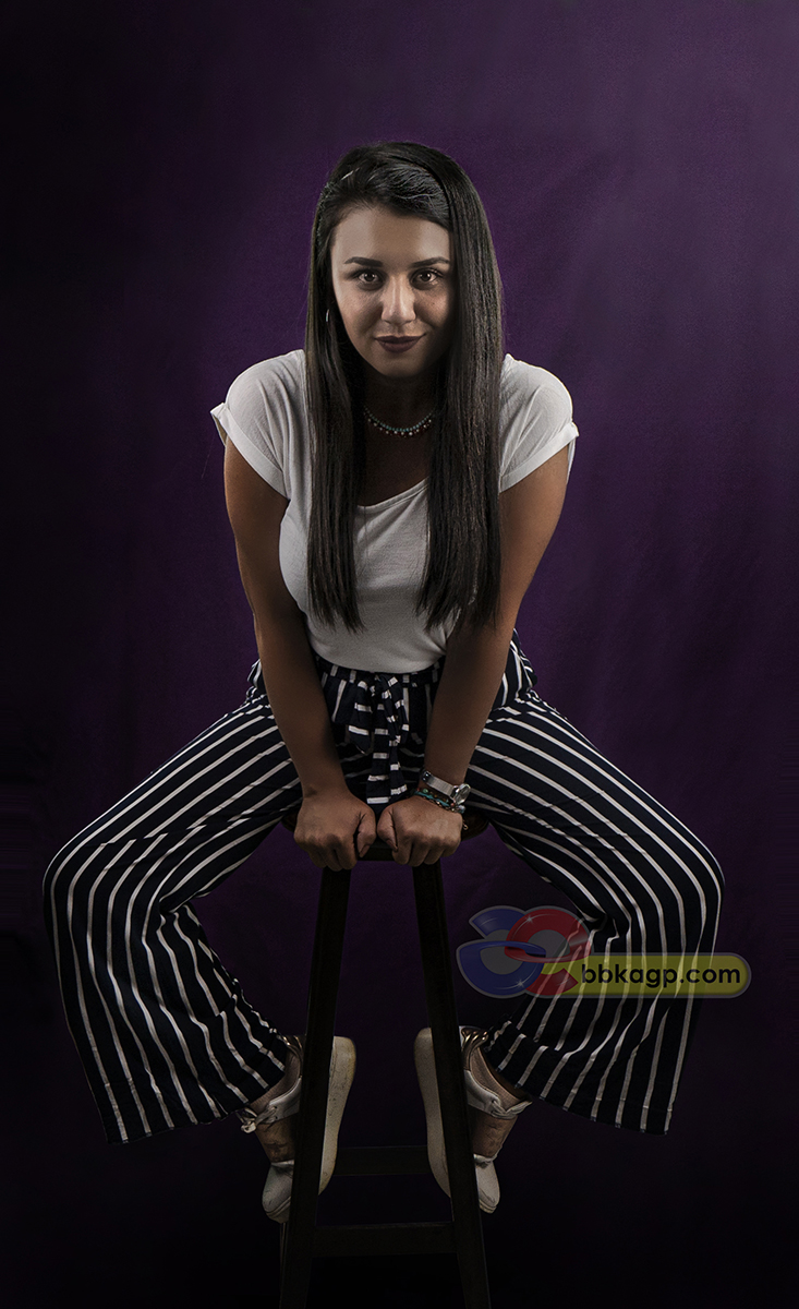 Stüdyo Portre Fotoğraf Çekimi