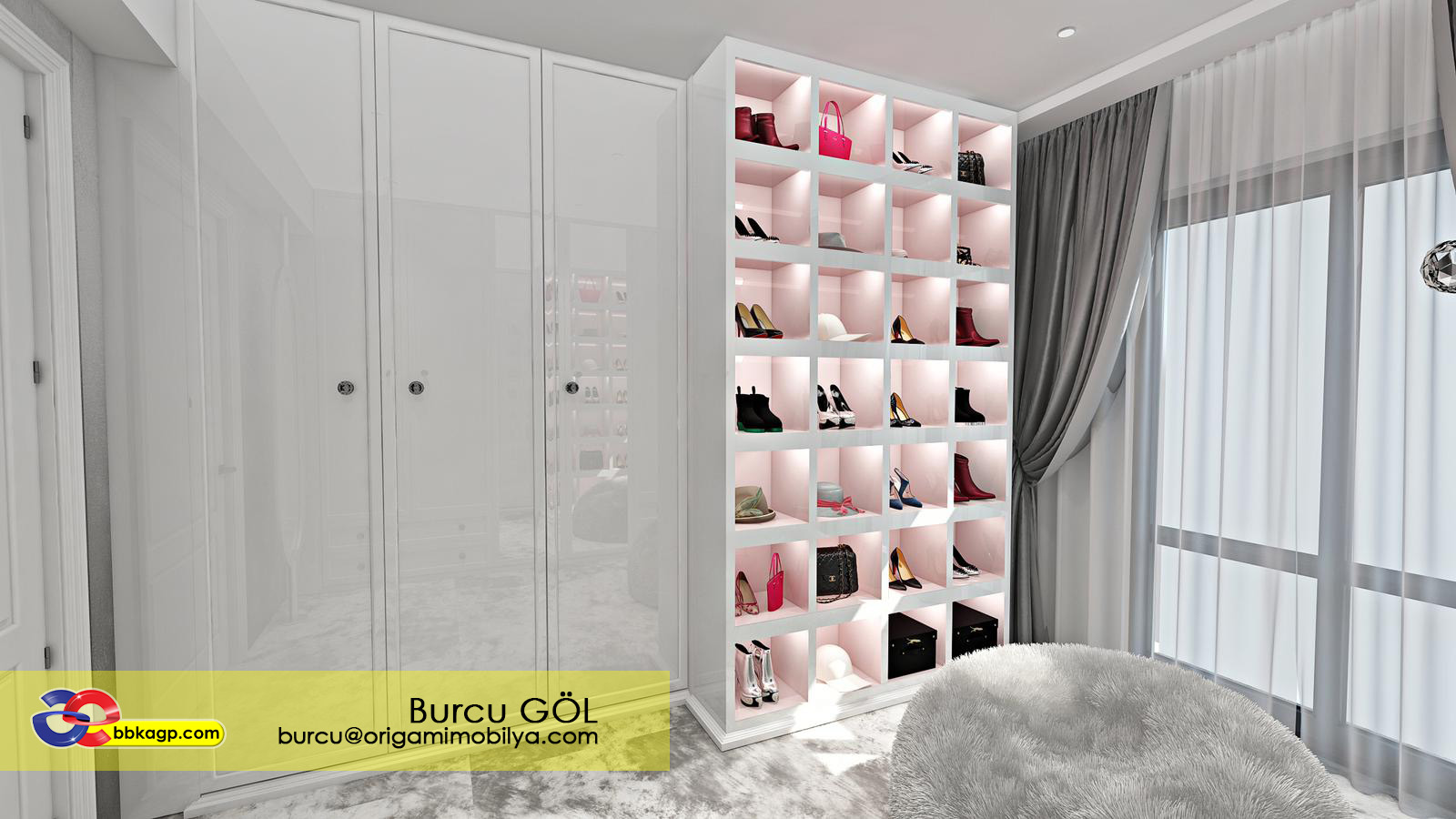 iç mimar 3D max Ankara